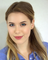 Elena Frank, Heilpraktikerin & Osteopathin