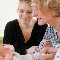 Unterrichts-Impressionen aus den Weiterbildungskursen für Kinderosteopathen